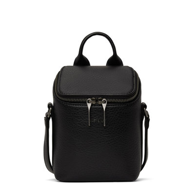 Matt and Nat Brave Micro Crossbody Bag Black