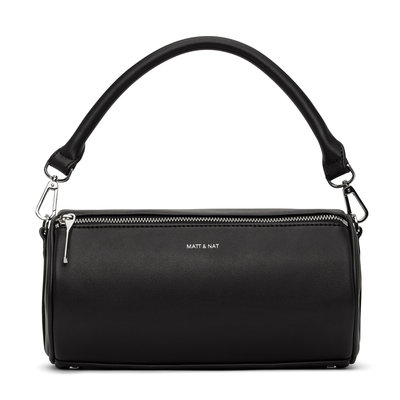 Matt and Nat Seoul Satchel Black
