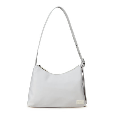 Daniel Silfen Shoulder Bag Ulrikke Nylon White