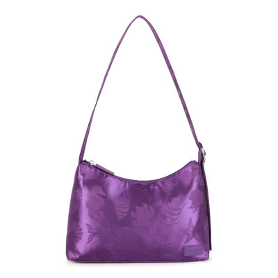 Daniel Silfen Shoulder Bag Ulrikke Ocean Purple