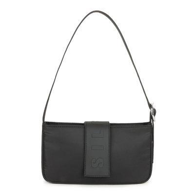 Daniel Silfen Handbag Yasmin Nylon Black