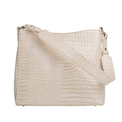 Hvisk Amble Croco Soft Offwhite