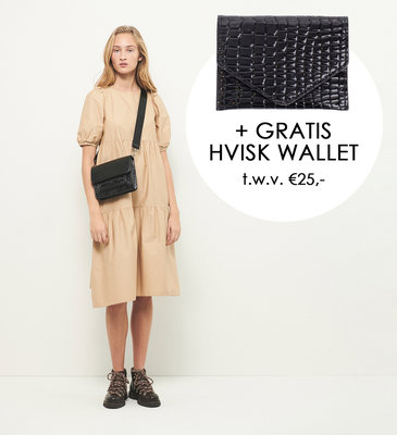 Hvisk Cayman Pocket Black