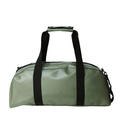Rains Daily Duffel Small Shiny Olive