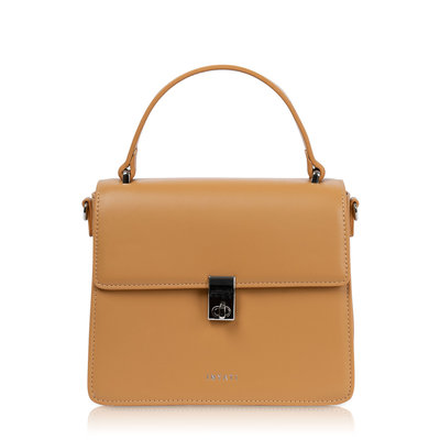 Inyati Elody Top Handle Bag Camel