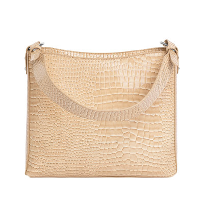 Hvisk Amble Croco Light Beige