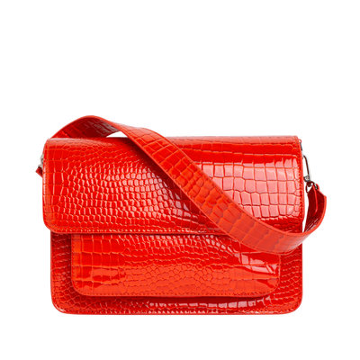 Hvisk Basel Croco Orange/Red