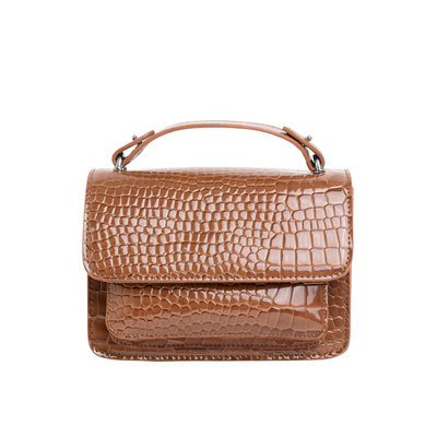 Hvisk Renei Croco Tawny Brown