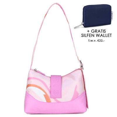 Daniel Silfen Shoulder Bag Ursula NylonFairytale
