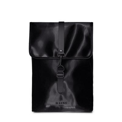 Rains Rucksack Velvet Black