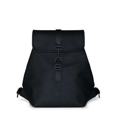 Rains Bucket Backpack Black