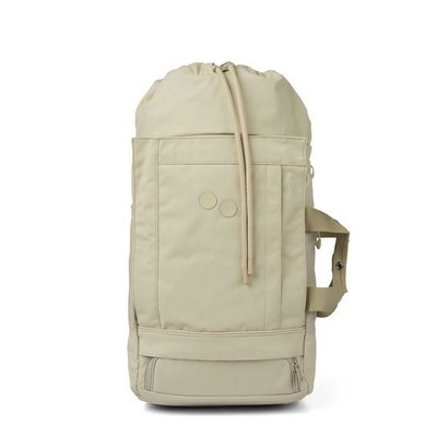 Pinqponq Blok Medium Backpack Chalk Beige