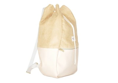 Kaliber Fashion Backpack Love & Soul vanille