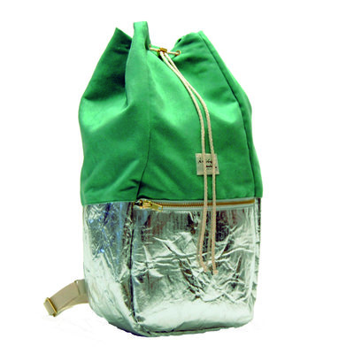 Kaliber Fashion Backpack Mintsilver