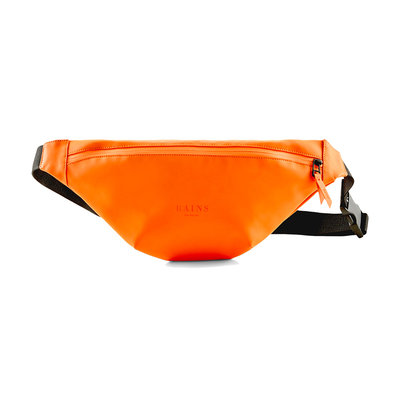 Rains Original Bum Bag Fire Orange