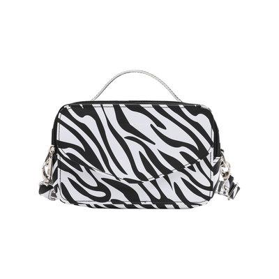 Daniel Silfen Handbag Emma zebra
