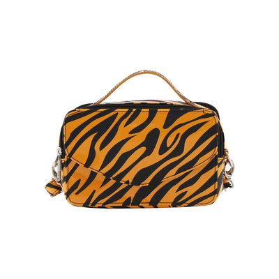Daniel Silfen Handbag Emma tiger