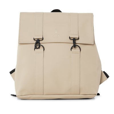 Rains Original MSN Bag Beige