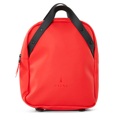 Rains Original Backpack Go red