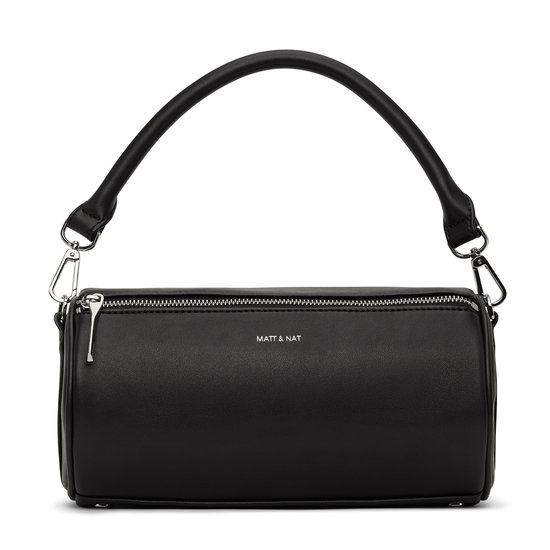 MATT & NAT SEOUL SATCHEL BLACK