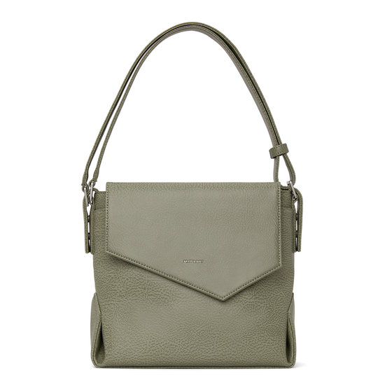 MATT & NAT MONKLAND HOBO BAG MATCHA