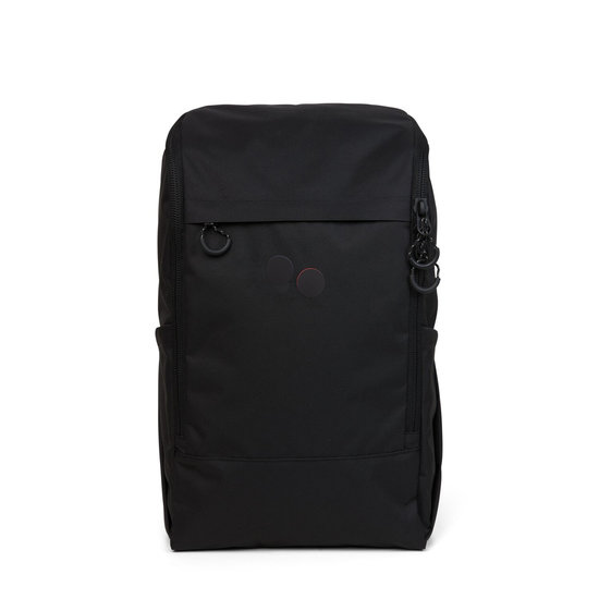 PINQPONQ PURIK BACKPACK ROOTED BLACK