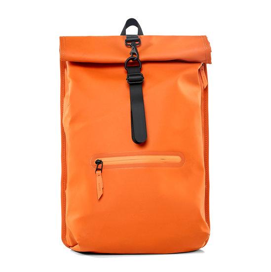 Original Roll Top Backpack Fire Orange