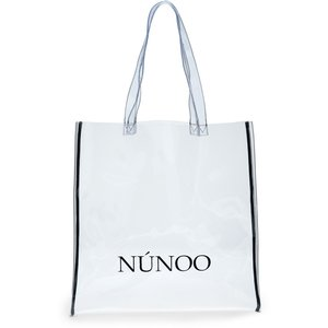 Núnoo large Transparent tote colorless Voorkant