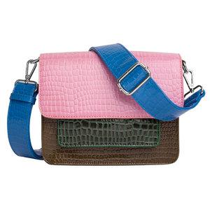 Hvisk Cayman Pocket Multi pink voorkant