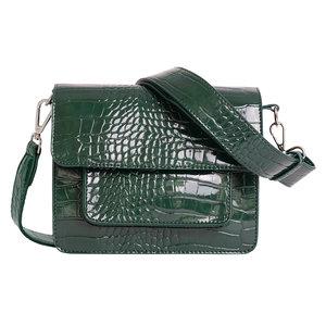 Hvisk Cayman Pocket dark green voorkant