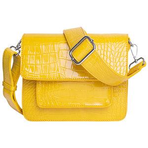 Hvisk Cayman Pocket yellow voorkant