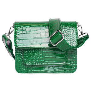 Hvisk Cayman Pocket green voorkant
