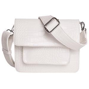 Hvisk Cayman Pocket white voorkant