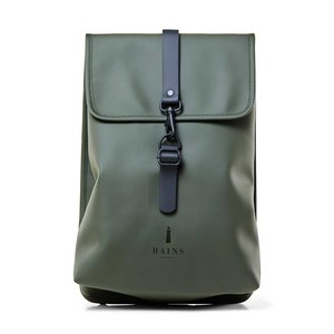 Rains Original Rucksack Green voorkant