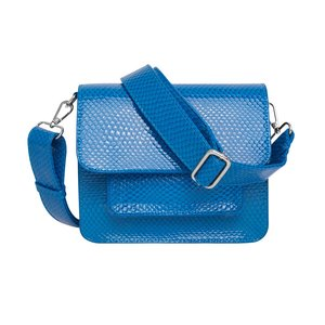 Hvisk Cayman Pocket Boa Blue voorkant
