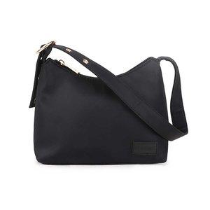 Daniel Silfen Handbag Ulla Black/Gold voorkant