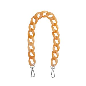 Hvisk Chain Handle Light Orange