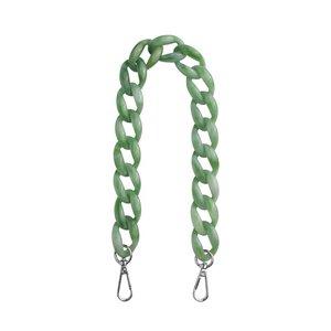 Hvisk Chain Handle Mint Green