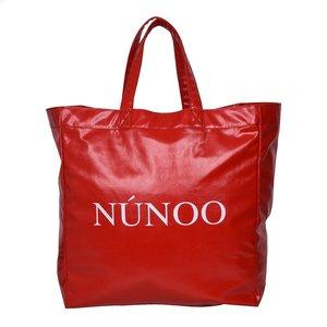 Nunoo Big ToteVeggie Red voorkant