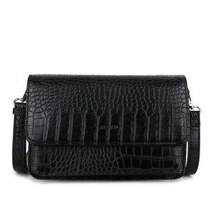 Daniel Silfen Handbag Andrea Black voorkant