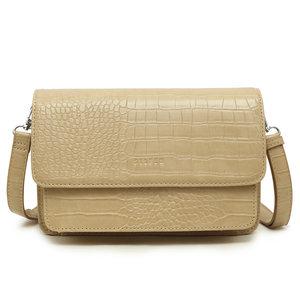 Daniel Silfen Handbag Andrea Light Wood voorkant