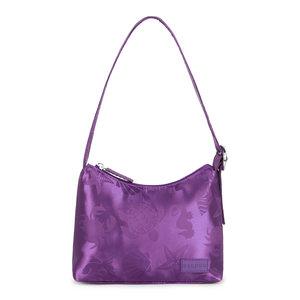 Daniel Silfen Handbag Ulla Ocean Purple