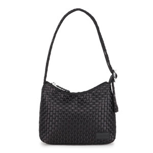 Daniel Silfen Handbag Ulla Braided Black