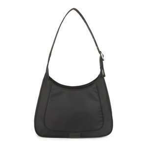 Daniel Silfen Shoulder Bag Siri Nylon Black