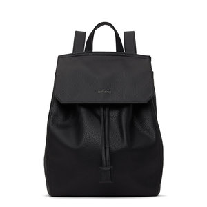Matt and Nat Mumbai Purity Backpack Black