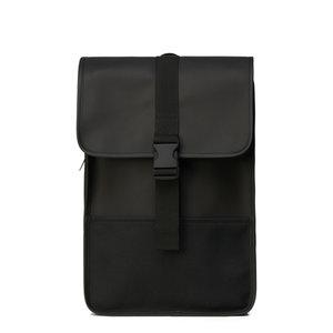 Rains Buckle Backpack Mini Black