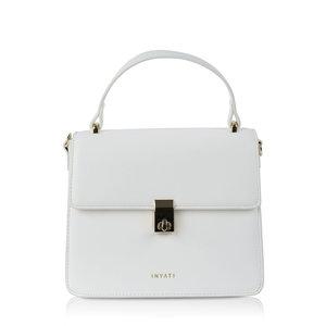 Inyati Elody Top Handle Bag White