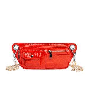 Hvisk Brillay Croco Orange/Red