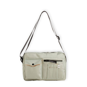 Mads Norgaard Bel One Cappa Bag Light Army