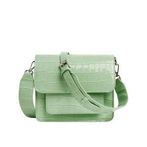 Hvisk Cayman Pocket Mint Green
